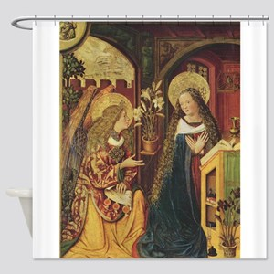Bayerischer Meister - The Annunciation - Circa 15