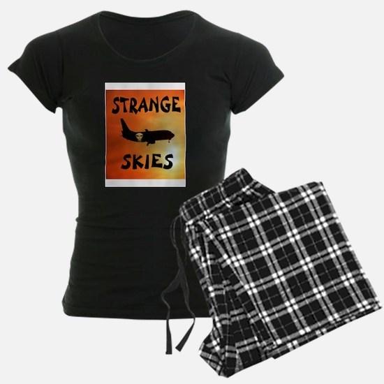 STRANGE SKIES Pajamas