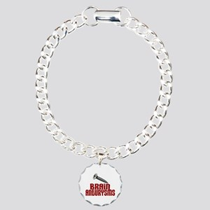 Screw Brain Aneurysms Charm Bracelet, One Charm