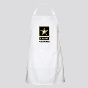 Personalize US Army Apron