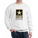 Personalize US Army Sweatshirt