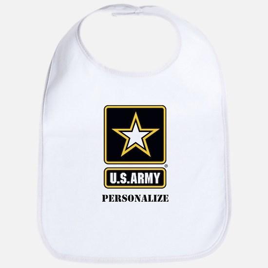 Personalize US Army Bib