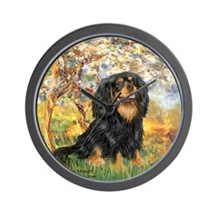 Spring & Cavalier (BT) Wall Clock