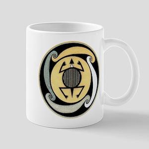 MIMBRES WATER TURTLE BOWL DESIGN Mug