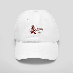 Brain Aneurysm Survivor 3 Cap