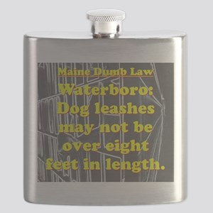 Maine Dumb Law 006 Flask