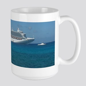 Princess Cruise Large Mug