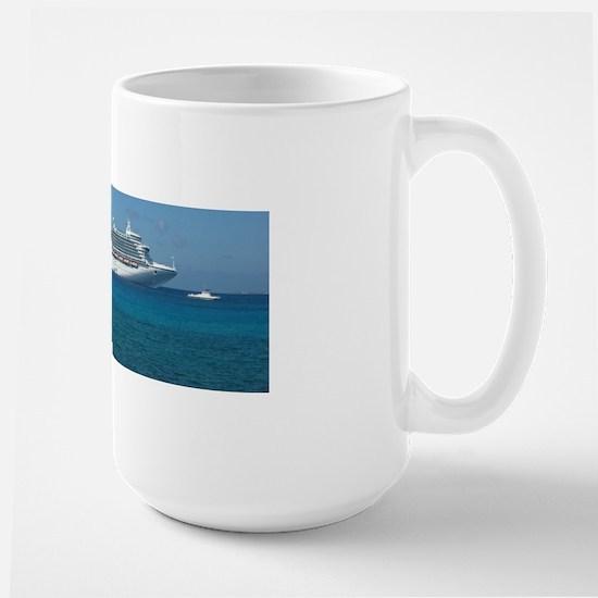 Princess Cruise Large Mug