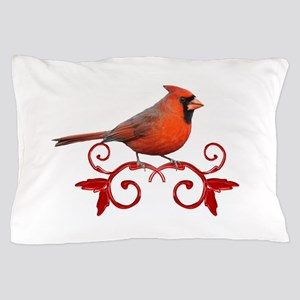 Beautiful Cardinal Pillow Case
