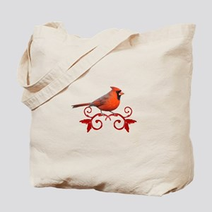 Beautiful Cardinal Tote Bag