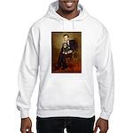 Lincoln & his Cavalier (BT) Hooded Sweatshirt
