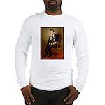 Lincoln & his Cavalier (BT) Long Sleeve T-Shirt