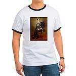 Lincoln & his Cavalier (BT) Ringer T