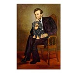 Lincoln & his Cavalier (BT) Postcards (Package of