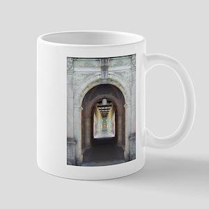 Corridor of Pillars Mugs