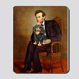 Lincoln & his Cavalier (BT) Mousepad