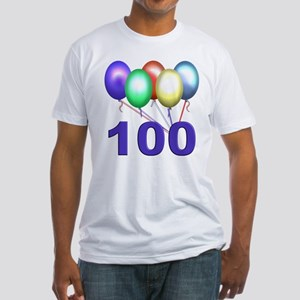 100 Fitted T-Shirt