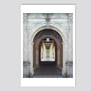Corridor of Pillars Postcards (Package of 8)