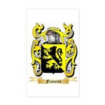 Francies Sticker (Rectangle)