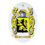 Francies Ornament (Oval)