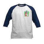 Francie Kids Baseball Jersey