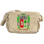 Francie Messenger Bag