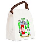 Francie Canvas Lunch Bag