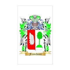 Franchioni Sticker (Rectangle)