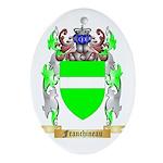 Franchineau Ornament (Oval)