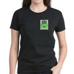Franchi Women's Dark T-Shirt