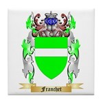 Franchet Tile Coaster