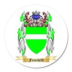 Franchelli Round Car Magnet
