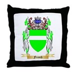 Franch Throw Pillow
