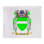 Franch Throw Blanket