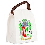 Francesoni Canvas Lunch Bag