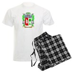 Francescuccio Men's Light Pajamas