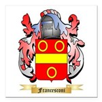 Francesconi Square Car Magnet 3