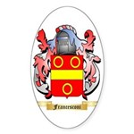 Francesconi Sticker (Oval 10 pk)