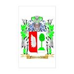 Franceschino Sticker (Rectangle)