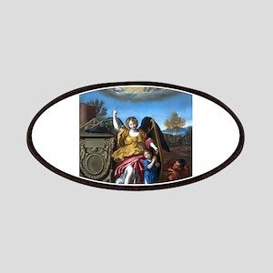 Domenichino - Guardian Angel - 1615 Patches