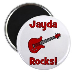 Guitar - Jayda Rocks! Magnet