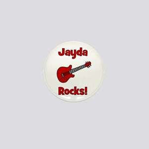 Guitar - Jayda Rocks! Mini Button