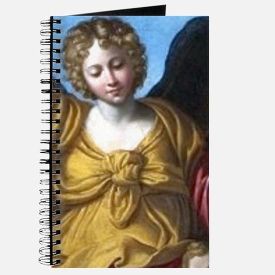 Domenichino - Guardian Angel - 1615 Journal