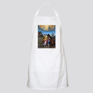 Domenichino - Guardian Angel - 1615 Apron