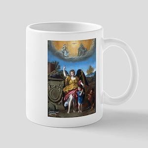 Domenichino - Guardian Angel - 1615 Mugs