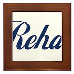 Rehan Framed Tile
