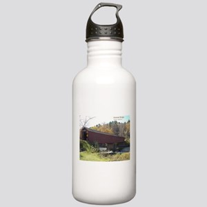 Cornwall Covered Bridge Water Bottle
