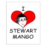 ILoveStewartMango copy Posters