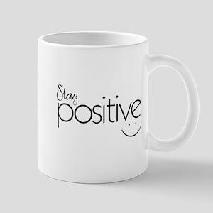 Stay Positive Mugs