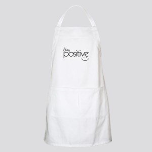 Stay Positive - Apron